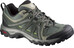Salomon Evasion Aero Hiking Shoes Men night forest/night forest/turf green